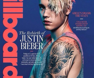 justin bieber, billboard, and bieber image