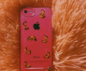 bananas, case, and inlove image