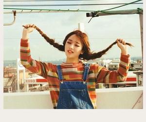 girl, kpop, and love talk image
