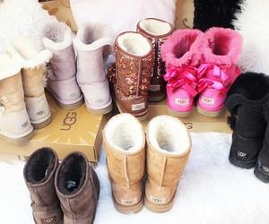 ugg, fashion, and shoes image