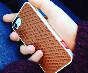 case, iphone, and vans image