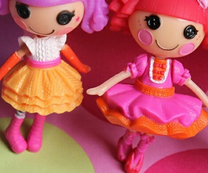 cotton candy, dolls, and girly image
