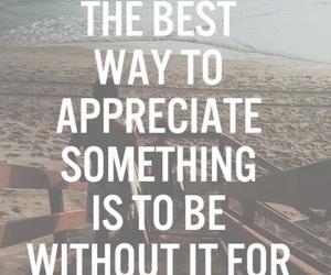 quotes, life, and appreciate image