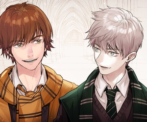 harry potter, jack frost, and hiccup image