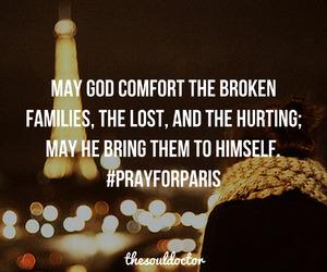 france, prayforparis, and paris image