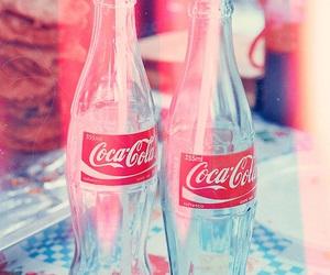 coca cola and vintage image