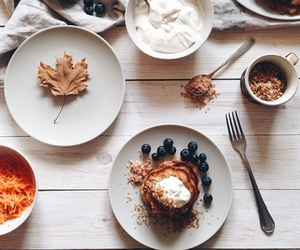 food, autumn, and breakfast image