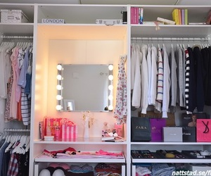 closet, dressing, and luxury image
