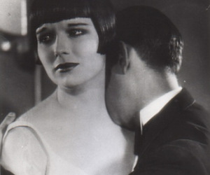 louise brooks, retro, and classic cinema image