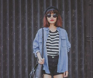 alternative, asian, and cute girl image