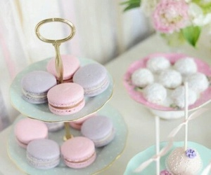 eat, ‎macarons, and essen image