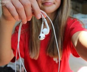 headphones, quality, and tumblr image