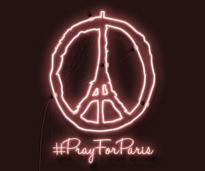 paris, pray for paris, and prayforparis image