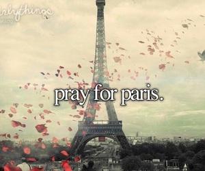 paris, pray for paris, and france image