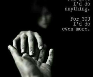 anything, for you, and quotes image