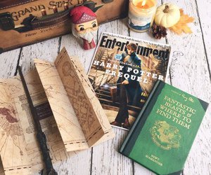 goodies, lové, and harry potter image