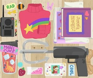 mabel, gravity falls, and mabel pines image