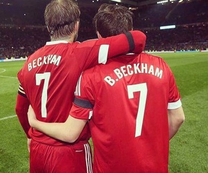 beckham and Brooklyn image