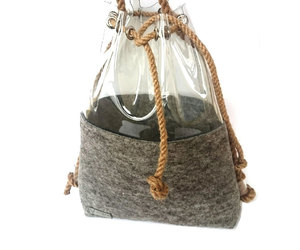 etsy, hobo bag, and 2in1 image