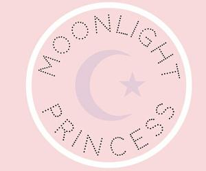 moonlight, princess, and ariana image