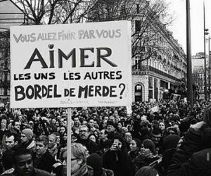 paris, peace, and pray image