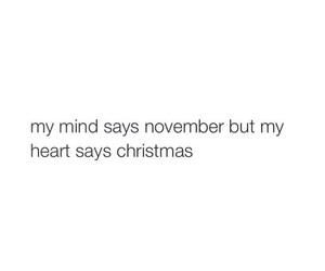 christmas and november image
