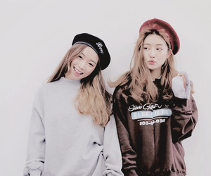 friend, ulzzang girl, and jung minhee image