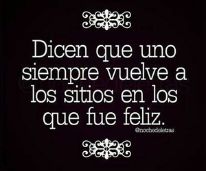 frases, feliz, and quote image