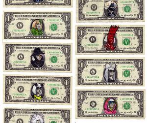 Lady gaga and money image