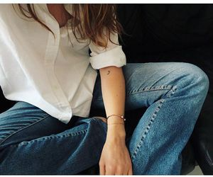blogger, bracelet, and chill image