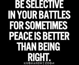quotes, peace, and battle image