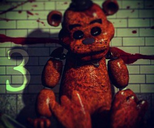 game, five nights at freddy's, and fnaf image