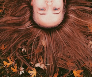 autunno, blueeyes, and fall image