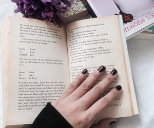 best friend, bookish, and books image