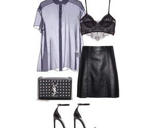 party and Polyvore image