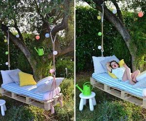 pallet swing plans image