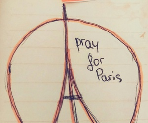 france, paris, and pray image