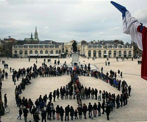 paris, peace, and france image