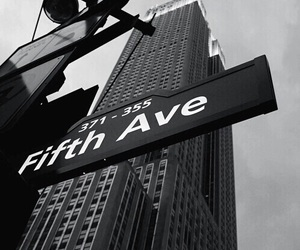 5th avenue, goals, and new york image