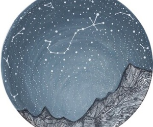 stars, constellation, and art image