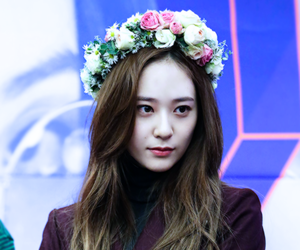f(x), krystal, and jung image