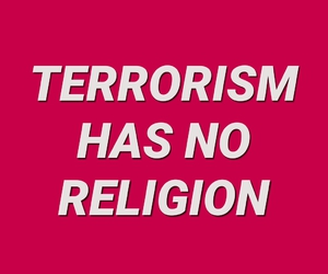 terrorism, religion, and paris image