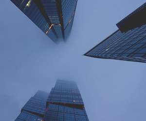 city and sky image