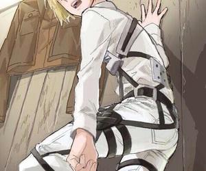 attack on titan, armin, and shingeki no kyojin image
