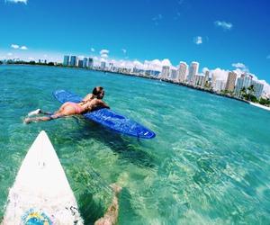 hawaii, Honolulu, and Oahu image