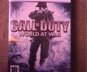cod, callofduty, and call of duty world at war image