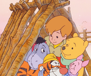 winnie the pooh, disney, and cute image