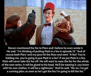 doctor who, quotes, and matt smith image