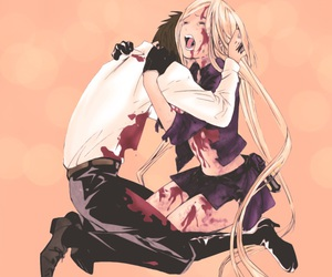 couple and noragami image