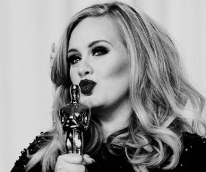 Adele and oscar image